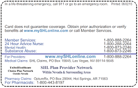 Plan 888 15 by Shl Provider Directories