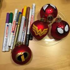 the flash decoration ornament dc