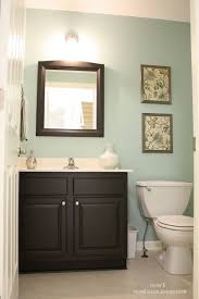 Color Ideas For Bathroom Walls Best 25 Dark Vanity Bathroom Ideas On Pinterest Dark Cabinets