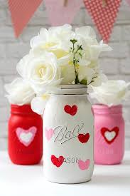 Valentine S Day Decorating Ideas Home Centerpiece Roses Water Glass Bowls by 17 Easy Valentine U0027s Day Crafts Diy Decorations For Valentine U0027s Day