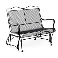 heb wrought iron wire mesh patio furniture chair buy heb wrought