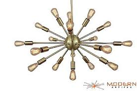 Atomic Chandelier Sputniks Collection On Ebay