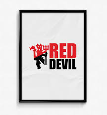 manchester united wall art shenra com red devil manchester united wall art deevyn