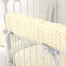 Grey And Yellow Crib Bedding Yellow And Gray Bedding In Snazzy Yellow Bedding Yellow Offers