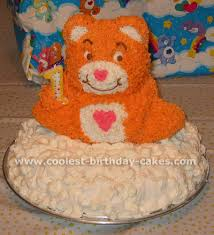 coolest care bear cake ideas and photos
