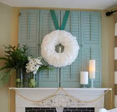vintage window shutters repurpose tip junkie personalized baby shutter get outta my head please crafts