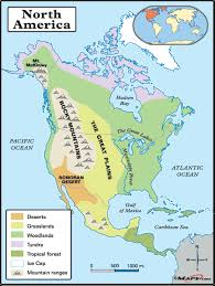 america and south america physical map quiz world history