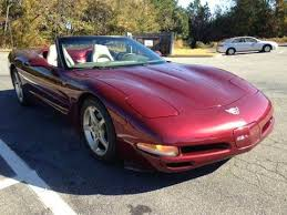 2003 50th anniversary corvette 2003 chevrolet corvette for sale carsforsale com