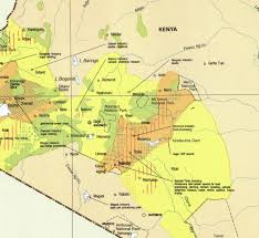 Map Of Uganda Gis Research And Map Collection October 2011