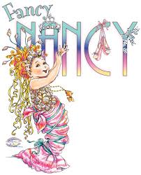 Color By Disney Fancy Nancy Tv Show And Movie Coming To Disney Junior