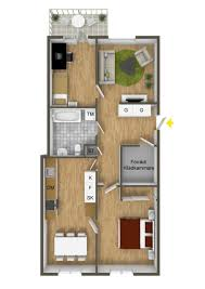 Kitchen Floorplans 40 More 2 Bedroom Home Floor Plans