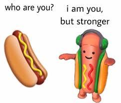 Hot Dog Meme - new hotdog meme on the rise buy memeeconomy