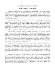 Sample Essay For Mba Admission Good Admission Essay How To Write A Application For High Sch