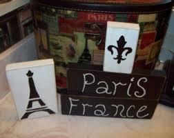 Shabby Chic Paris Decor by Paris France Etsy