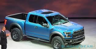 ford sports truck 2017 ford f 150 raptor gives truck a sports boost slashgear