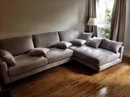 Corner Sofa Wood Client Feedback