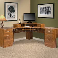 Used Home Office Furniture by Modern Used Home Office Furniture L Shape Wooden Corner Computer