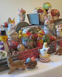 best easter decorations 284 best antique easter decorations images on easter