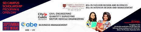 sei campus city u0026 guilds international qualification provider