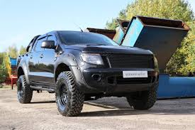 Ford Raptor All Black - used 2013 ford ranger t6 pick up double cab seeker raptor all