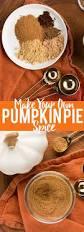 diy pumpkin pie spice fox and briar