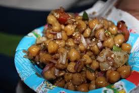 comment cuisiner des pois chiches patate douce pois chiches avocat en salade fruit de la