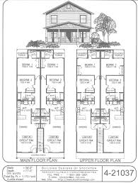 building designs by stockton plan 4 21037 shotgun house plans