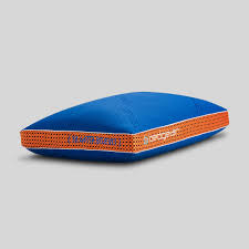 bed gear pillow ny mets themed all position pillow bedgear performance bedding