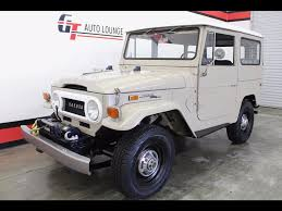 land cruiser fj40 1970 toyota land cruiser fj40 for sale in rancho cordova ca
