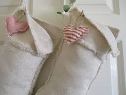 christmas stockings rustic stocking personalized stockings