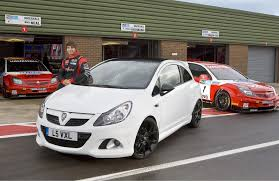 arctic maserati vauxhall corsa vxr arctic edition review top speed