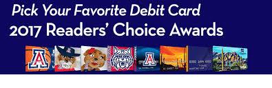debit card banking debit card no annual fee of arizona