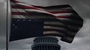 Flying The Us Flag Upside Down Netflix U0027s U0027house Of Cards U0027 Marks Trump Inauguration With U0027we Make
