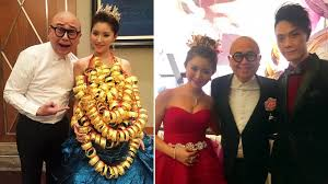 wedding gift hong kong i don t understand the world of the filthy rich gold filled