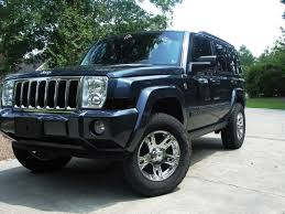 jeep kaiser lifted mikey day 2007 jeep commander specs photos modification info at