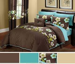 Teal And Brown Bedroom Ideas Interesting Brown And Turquoise Bedroom And 53 Best Brown And
