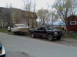 towing with ford ranger looking to buy a boat whats the you can tow with our