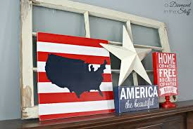 five 4th of july mantel decorations that will make you feel proud