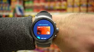 to set up and use android pay on your android wear smartwatch