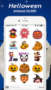 Halloween Stickers Halloween Stickers Animated On The App Store
