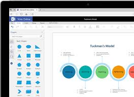 Showing Desk Web Edition Visio Online Microsoft Office
