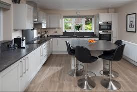 kitchens kidderminster worcester stourport shaker open grain painted