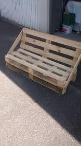 chaise longue palette chaise longue palette gracieux plan pour fabriquer un banc de jardin