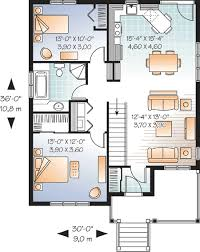 two bedroom homes plans for two bedroom house homes floor plans