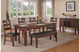 Classic Dining Room Furniture by Doran Industrial Style Dining Table Set