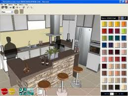 free 3d kitchen design online room ideas renovation fantastical in