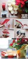 my diy holiday candles