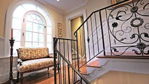Wrought Iron Banister Rails How To Paint Wrought Iron Railings Angie U0027s List