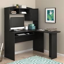 L Shaped Desk With Hutch Walmart Mainstays L Shaped Desk With Hutch Colors Walmart