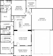 Willow Floor Plan by The Willow 2 Floor Plan Signature Homes